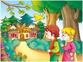 obras de teatro cortas Hansel y Gretel