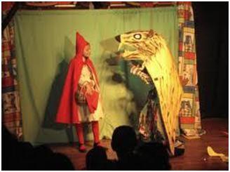 obra de teatro infantil caperucita roja