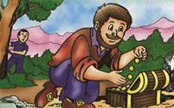 cuentos infantiles granjero avaro