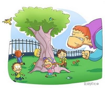 cuentos infantiles gigante y su hijo