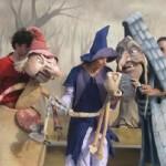 El zapatero y las brujas – Obra de teatro