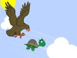 obra de teatro corta tortuga y aguila