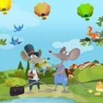 Cuento infantil – Ratón de campo, ratón de ciudad