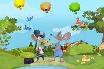 cuento infantil ratones