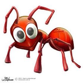 obra de teatro la hormiga